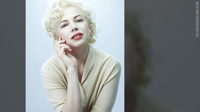 Photo: Michelle Williams as Marilyn Monroe