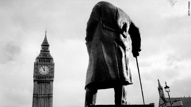 "Remembering Winston Churchill's ""Iron Curtain"" speech"