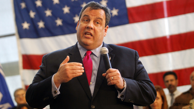 Christie source: 'The pressure is ratcheting up'