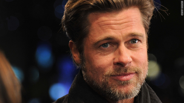 Brad Pitt to produce 'Twelve Years A Slave'