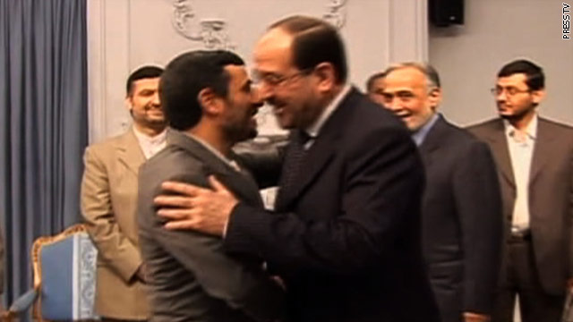BLITZER'S BLOG: al-Assad, al-Maliki and Ahmadinejad: What's going on?