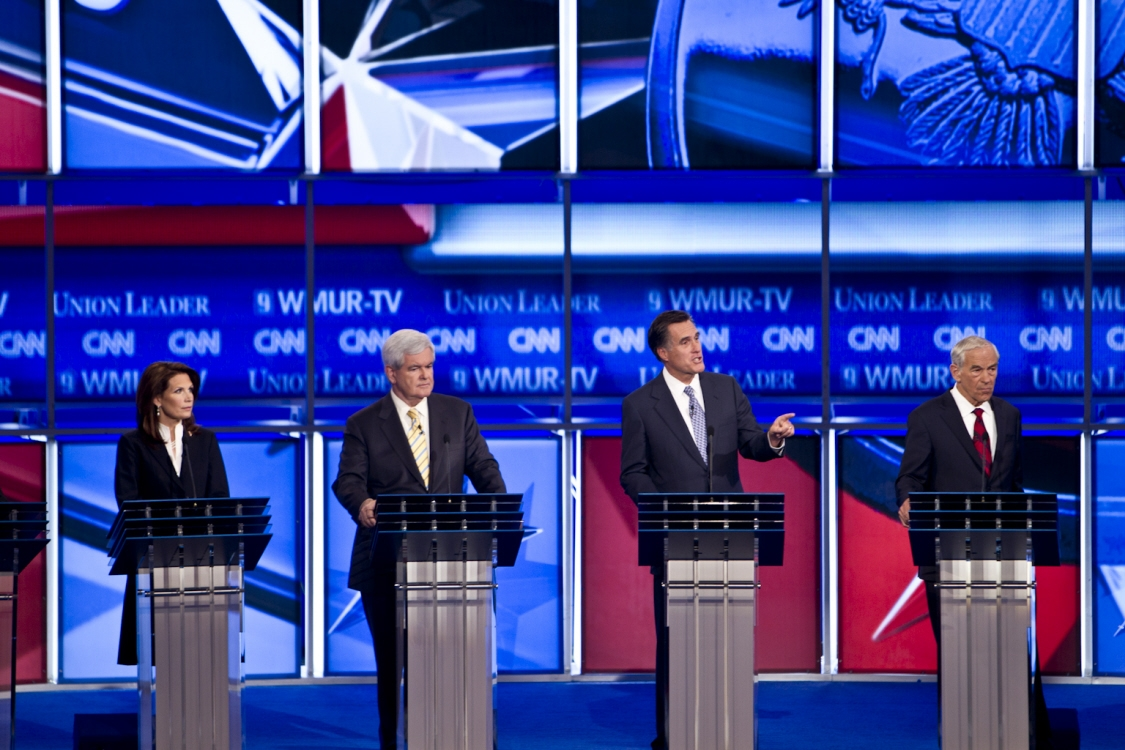 Foreign policy of GOP candidates begins to take shape