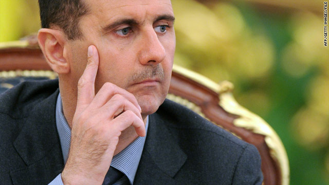 World leaders, Obama call on Syrian president to step down