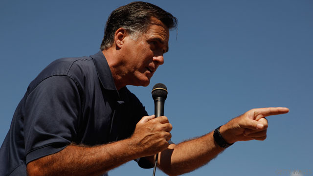 Romney and Santorum hit Obama over Syria
