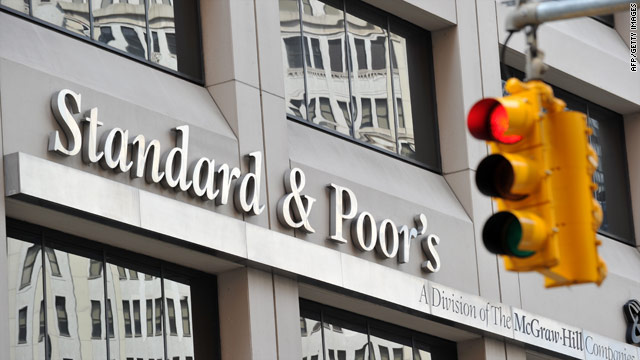 S&P said to face U.S. probe on mortgages