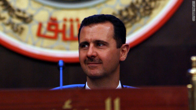 BLITZER'S BLOG: Assad must go – but where?