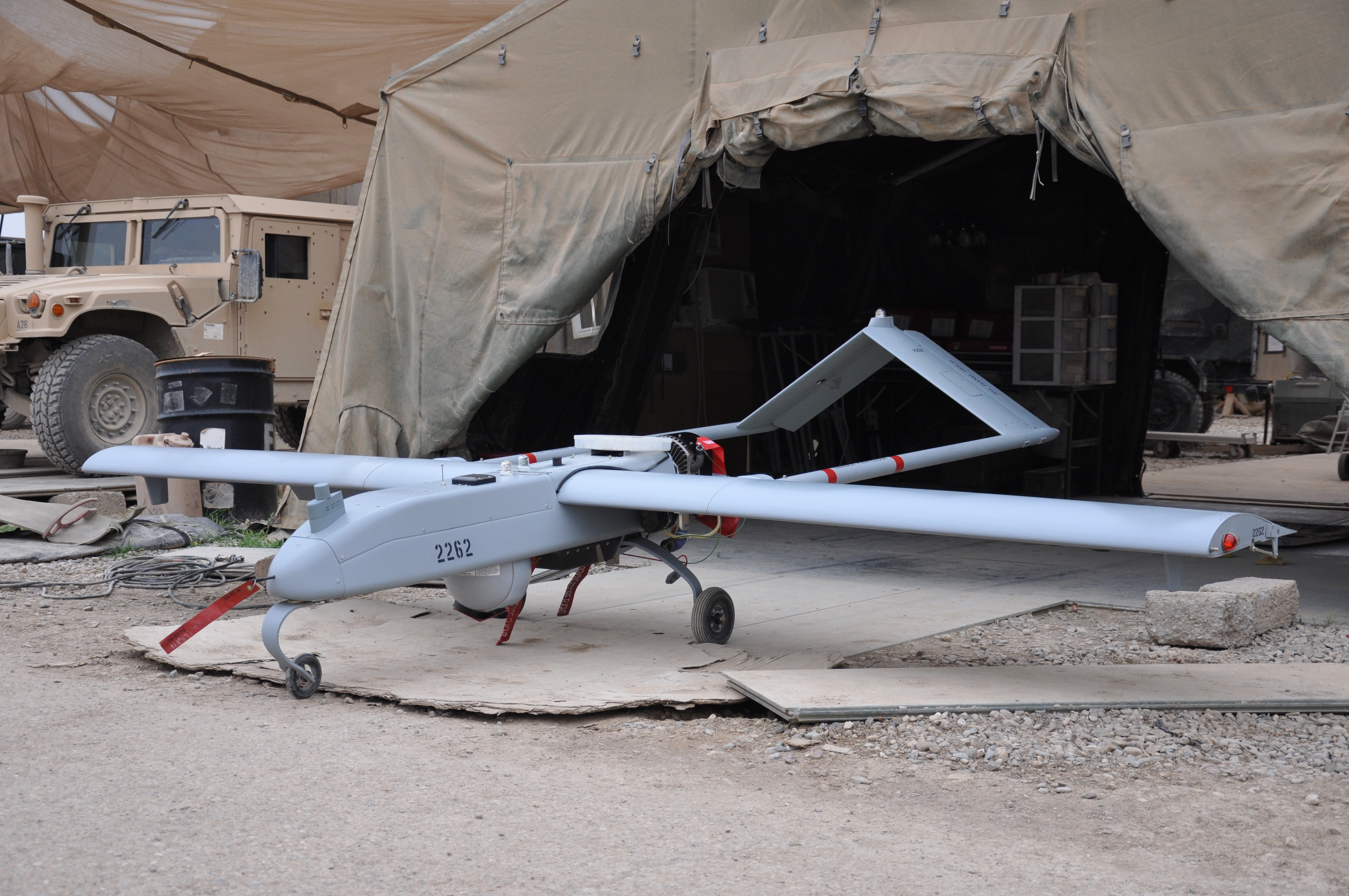 Drone collision in Afghanistan sparks debate on U.S. availability