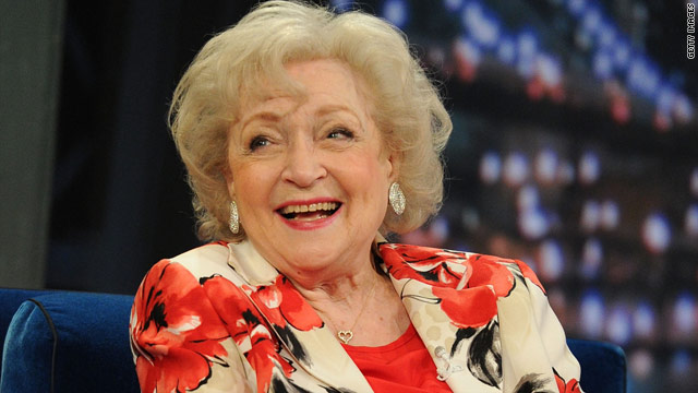 America loves Betty White best