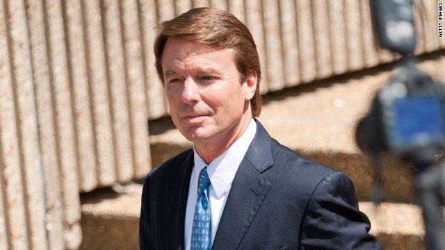 John Edwards' ex-mistress expected to be prosecution witness in his trial