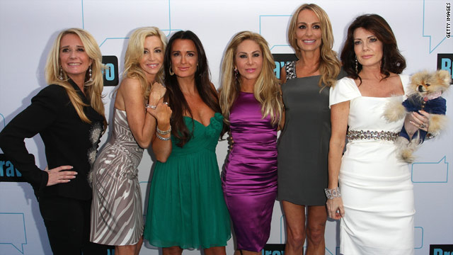 Bravo to re-edit 'Real Housewives of Beverly Hills'