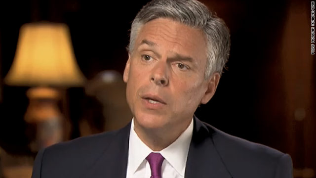 Huntsman decries debt debate 'lunacy'