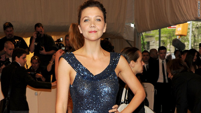 Maggie Gyllenhaal wants to talk to you about sex