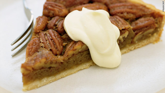 Breakfast buffet: National pecan torte day