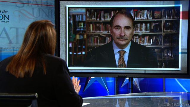 Axelrod: Right-wing politics preventing economic action