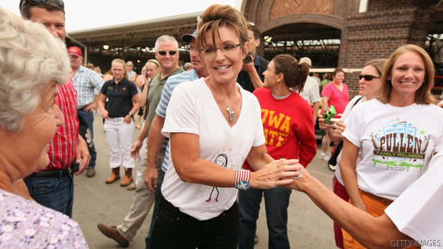 Rove's Palin prediction