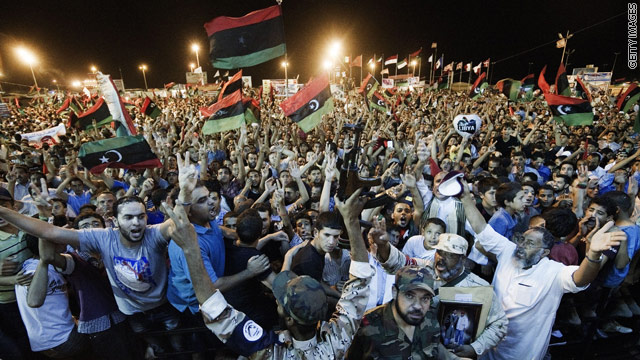 BLITZERS BLOG: Syrian leaders nervous eye on Libya