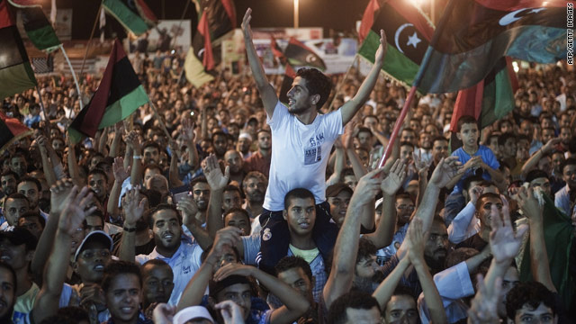 Battle for Libya: Join the Live Chat