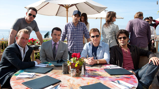 &#039;Entourage&#039;: Keep your ex&#039;s stepmother close...