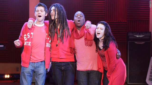 Four 'Glee Project' finalists land 'Glee' cameos
