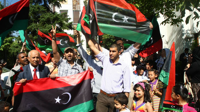 New CNN Poll: Support for Libya jumps but no bounce for president