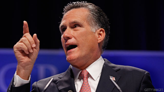 Romney schedules jobs address