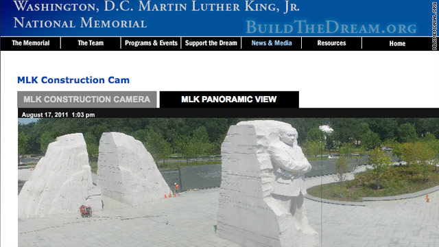 On the Radar: MLK memorial, battle for Libya, Hurricane Irene