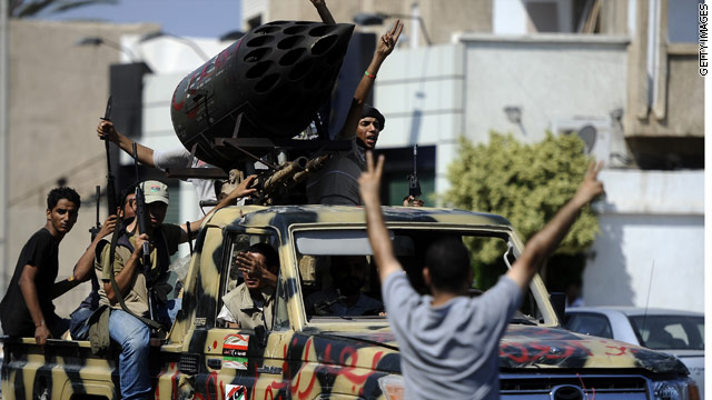 After Gadhafi, what's next for Libya?
