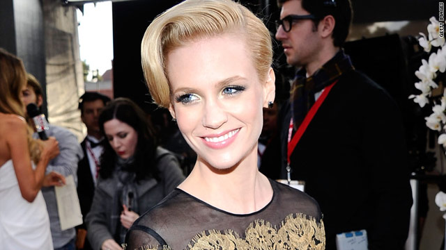 'Mad Men' kid: 'Be careful around' January Jones
