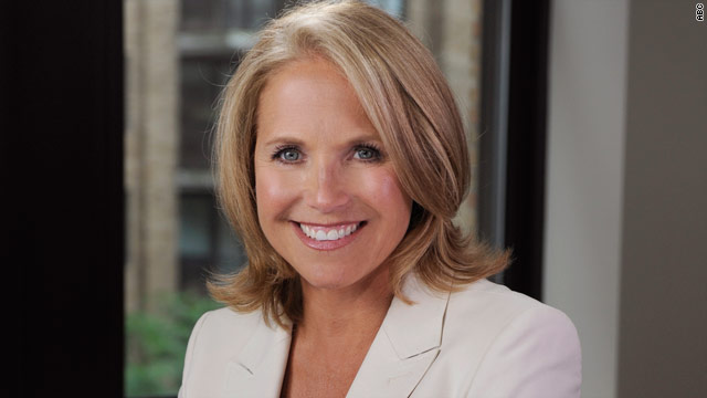 Katie Couric's new talk show to be called 'Katie'