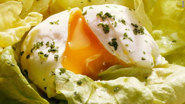 5@5 - Perfectly poached eggs