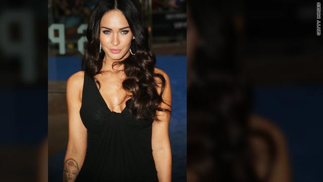 Megan Fox removing Marilyn Monroe tattoo?