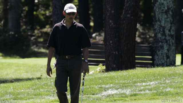 Obama will not change vacation plans