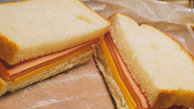 Box lunch: Cold cut complications and 	malodorous midday meals