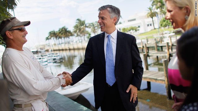 Huntsman plans 6-day New Hampshire swing