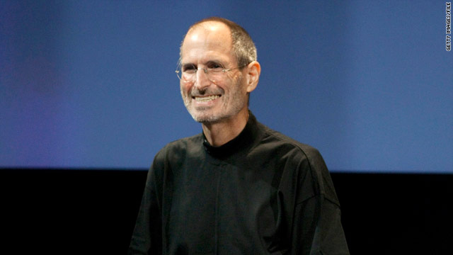 Steve Jobs, at a glance