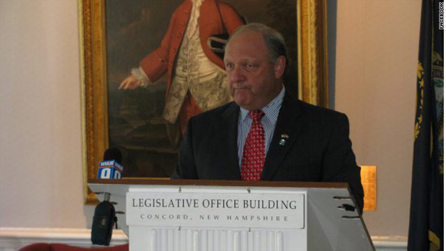 NH GOP delegation to call for removal of state chair