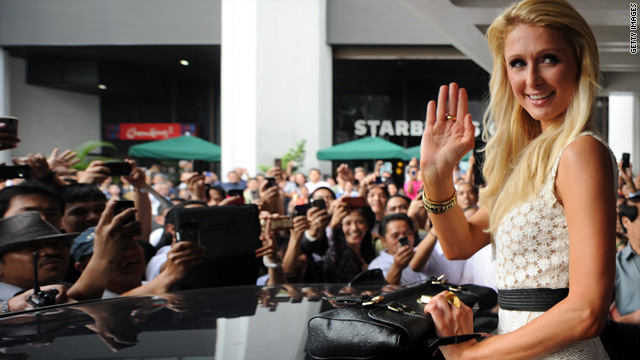What's the fate for Paris Hilton's 'World'?