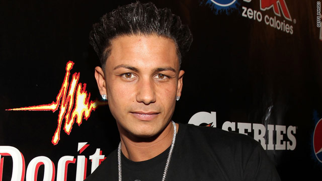 Is Pauly D too big for 'Dancing With the Stars'?