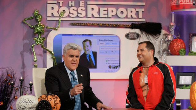 'Ross the Intern' scores talk show deal