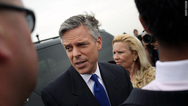 Huntsman builds up South Carolina money team