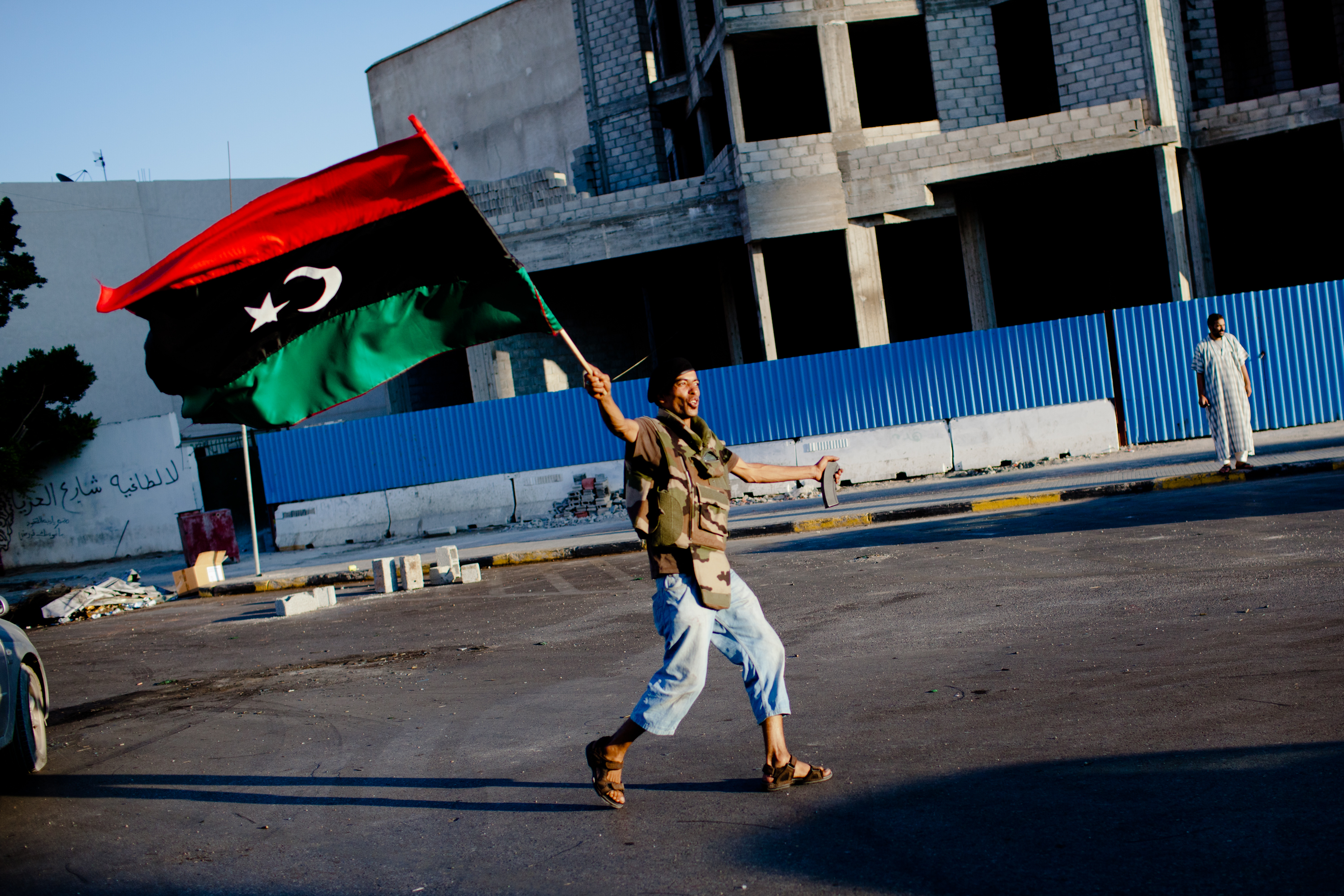 UN reaches deal to release frozen Libyan funds