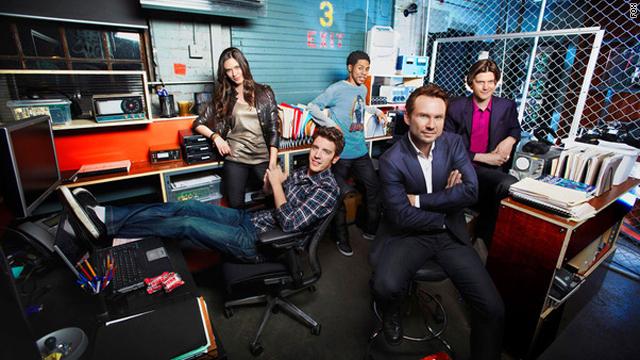 Christian Slater's 'Breaking In' set to return