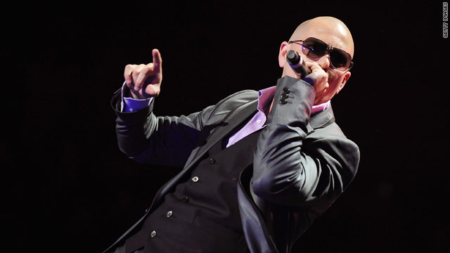 Pitbull responds to Lohan lawsuit - with an invite