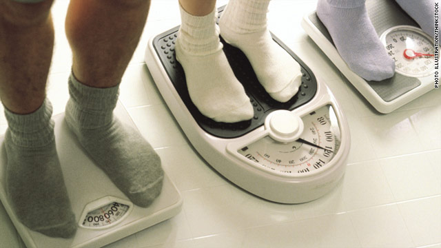 Study: World is getting fatter, needs to stop