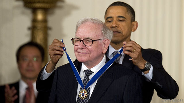 Buffett to host high-profile fundraiser for Obama