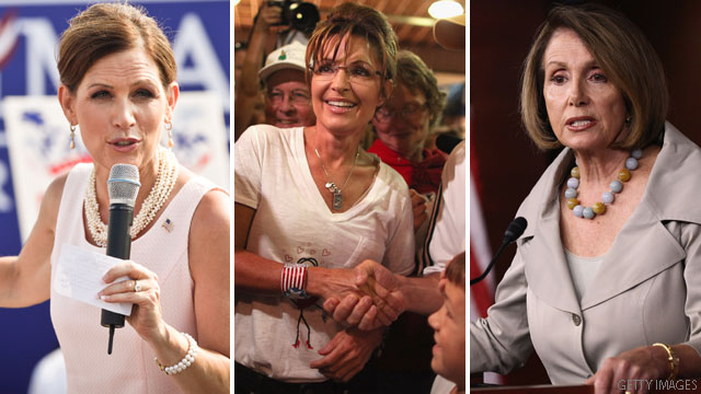 American female politicos top power list