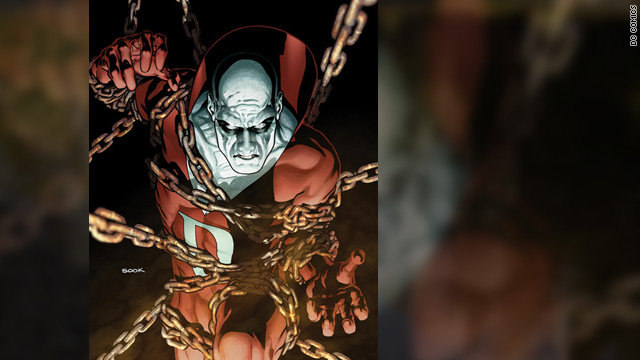 Superhero 'Deadman' coming to TV?