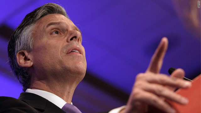 Huntsman jumps ahead with jobs plan