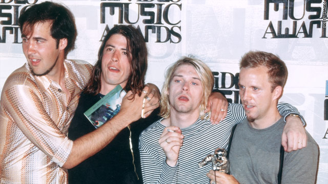 Jon Stewart hosting Nirvana anniversary interview