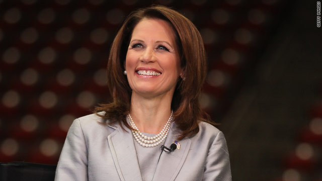 Bachmann makes top ten in list of Congress' most conservative